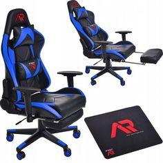 Акция на Компьютерное кресло для геймера JUMI ARAGON BLUE от Allo UA