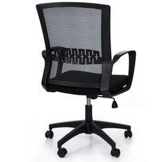 Акция на Офисное кресло для персонала Nordhold 2601 BLACK от Allo UA