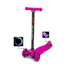 Акция на Детский самокат MAXI Pink Super scooter от Allo UA