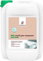 Акция на Эко средство для чистки унитазов TORTILLA 4.7 л (4820178062565) от Rozetka