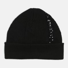 Акция на Демисезонная шапка Dembohouse Рози 20.04.011 52 см Черная (2200401152300) от Rozetka