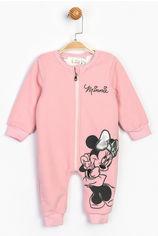 Акция на Теплый человечек Disney Minnie Mouse MN16090 74-80 см Розовый (8691109824585) от Rozetka