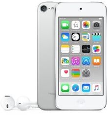 Apple iPod touch 6Gen 128GB Silver (MKWR2) от Stylus