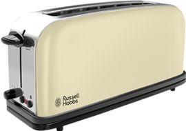 Акция на Russell Hobbs 21395-56 Classic Cream Long Slot Toaster от Stylus