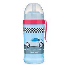 Акция на Поильник-непроливайка Canpol babies Racing темно-синий 350 мл 56/516_blud ТМ: Canpol babies от Antoshka