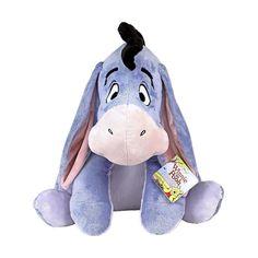 Акция на Мягкая игрушка Disney Plush Ослик Иа, 25 см 60362 ТМ: Disney Plush от Antoshka