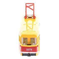 Акция на Модель Технопарк Трамвай, 17 см (укр) SB-16-66WB-U ТМ: Технопарк от Antoshka
