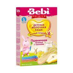 Акция на Каша для полдника Печенье с грушами, 200 г 1002517 ТМ: Bebi Premium от Antoshka