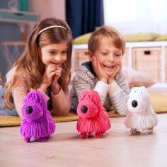Акция на Интерактивная игрушка Jiggly Pup Озорной Щенок Pink JP001-WB-PI ТМ: Jiggly Pup от Antoshka