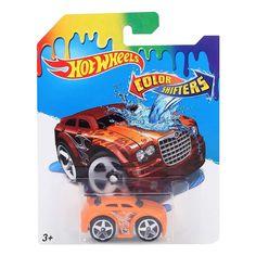 Акция на Машинки Hot Wheels Измени цвет (11 моделей в ассорт.) BHR15 ТМ: HotWheels от Antoshka