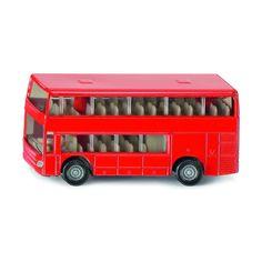 Акция на Модель Siku Автобус двухэтажный 1:55 1321 ТМ: Siku от Antoshka