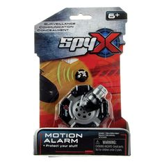 Акция на Датчик движения Spy X AM10041 ТМ: Spy X от Antoshka
