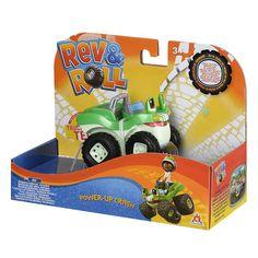 Акция на Фигурка Rev&Roll Power-Up Crash EU881240 ТМ: Rev&Roll от Antoshka
