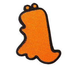Акция на Нашивка Lumers оранжевая 121211 ТМ: Lumers от Antoshka