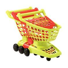 Акция на Тележка для супермаркета с подвижной задней стенкой, (2 вида) 1220 ТМ: Ecoiffier от Antoshka