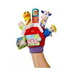 Акция на Игрушка-перчатка Chicco Ферма 7651 ТМ: Chicco от Antoshka