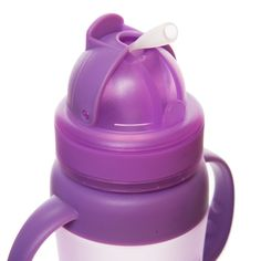 Акция на Бутылка UZSPACE Go Flash Purple 350 мл  ТМ: UZSPACE от Antoshka