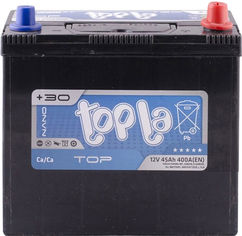 Topla 45 Ah/12V Top/Energy Japan Euro (0) min (118245) от Stylus