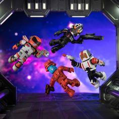 Акция на Набор фигурок Jazwares Roblox Star Commandos W6 ROB0213 ТМ: Roblox от Antoshka