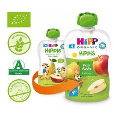Акция на Пюре органическое фруктовое HiPP Груша Яблоко 100г 8572 ТМ: HiPP от Antoshka