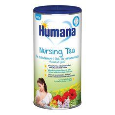 Акция на Чай для повышения лактации Humana 200 г 730404 ТМ: Humana от Antoshka