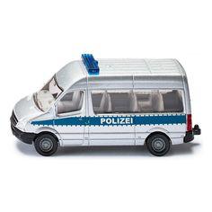 Акция на Полицейский фургон Siku, 1:50 804 ТМ: Siku от Antoshka