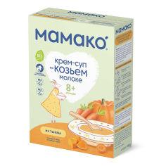 Акция на Крем-суп на козьем молоке Мамако из тыквы 150 г  ТМ: Мамако от Antoshka