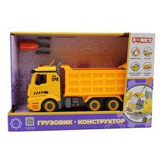 Акция на Автомобиль-конструктор Funky Toys Грузовик FT61112 ТМ: Funky Toys от Antoshka