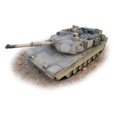 Акция на Модель Hobby Engine Танк М1А2 Abrams на р/у 1:16 0817A-НЕ ТМ: Hobby Engine от Antoshka