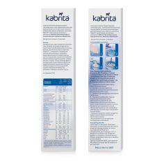Акция на Каша гречневая Kabrita на основе козьего молока Яблоко Абрикос 180 г 164 ТМ: Kabrita от Antoshka