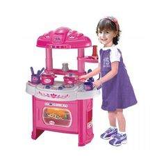 Акция на Конструктор Yeswill Детская кухня N1988A ТМ: Niniya от Antoshka