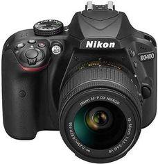 Акция на Nikon D3400 kit (18-55mm VR) от Stylus