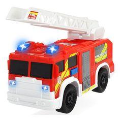 Акция на Функциональный автомобиль Dickie Toys Пожарная служба 3306000 ТМ: Dickie Toys от Antoshka