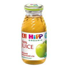 Акция на Сок органический HiPP Яблоко 200 мл 8012 ТМ: HiPP от Antoshka