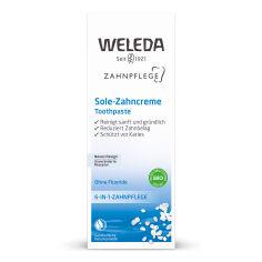 Акция на Зубная паста WELEDA с минеральной солью, 75 мл 980900 ТМ: WELEDA от Antoshka