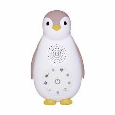 Акция на Успокаивающий ночник Zazu Zoe Пингвиненок Розовый ZA-ZOE-03 ТМ: Zazu от Antoshka