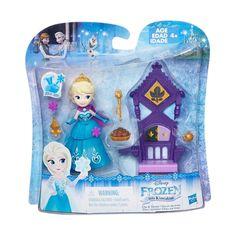 Акция на Набор Hasbro Маленькая принцесса с аксессуаром Frozen (в ассорт.) B5188EU4 ТМ: Disney Frozen (Hasbro) от Antoshka