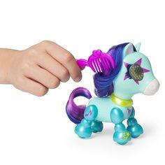 Акция на Zoomer Интерактивная игрушка Пони Звездочка SM14425/6502 ТМ: Spin Master от Antoshka