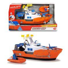 Акция на Спасательный катер Dickie Toys с лодкой 40 см 3308375 ТМ: Dickie Toys от Antoshka