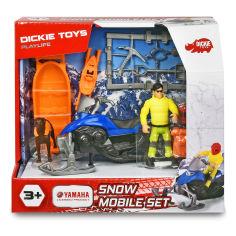 Акция на Игровой набор Dickie Toys Снегоход 3832007 ТМ: Dickie Toys от Antoshka