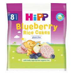 Акция на Органические рисовые хлебцы HIPP с черникой и яблоком 3569-01 ТМ: HiPP от Antoshka