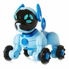 Акция на Интерактивный робот-щенок Wow Wee Чип голубой W2804/3818 ТМ: WowWee от Antoshka
