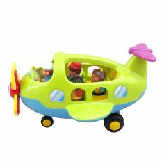 Акция на Игровой набор Kiddieland Самолет-путешественник (рус.) 56895 ТМ: Kiddieland от Antoshka