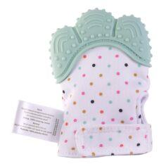 Акция на Прорезыватель-перчатка Baby Team (в ассорт.) 4090 ТМ: BABY TEAM от Antoshka