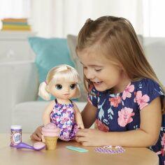 Акция на Кукла Baby Alive Малышка с мороженым C1090EU40 ТМ: Baby Alive от Antoshka
