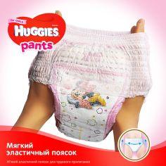 Акция на Подгузники-трусики Huggies Pants J-pack для девочек Размер 4 (9-14 кг), 72 шт  9401683 ТМ: Huggies от Antoshka