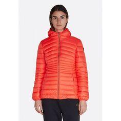 Акция на Куртка женская Lotto BOMBER CORTINA W II HD LG PAD PL  RED FLUO 214386/4M6 от Lotto-sport