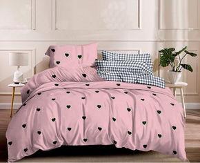 Акция на Комплект постельного белья MirSon Сатин Premium 22-1145 Idelma Евро (2200001978881) от Rozetka