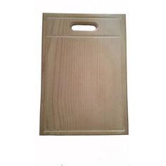 Акция на Доска разделочная HOT-KITCHEN Деревянная из бука 20*32 см (227) от Allo UA