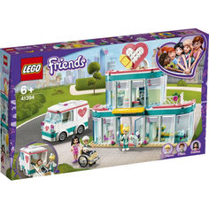 Акция на LEGO® Friends Городская больница Хартлейк Сити (41394) от Allo UA